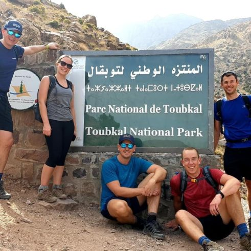 Mt Toubkal National Park
